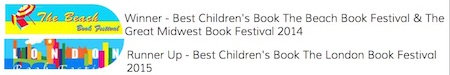 Winner - Best Children's Book